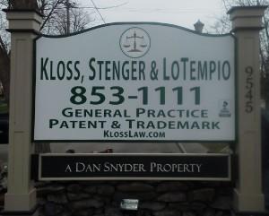 Exterior Sign 1